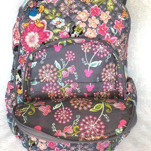 Vera Bradley Disney Mickey Backpack